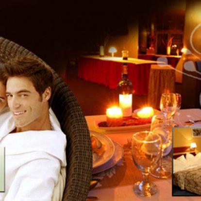 Třídenní wellness pobyt pro dva jen za 2970 Kč! V ceně POLOPENZE, MASÁŽ, WELLNESS a vstup do BAZÉNU! WiFi a parking zdarma! Romantický pobyt pro náročné se slevou 50%!