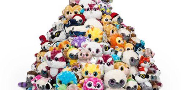 Kupte dětem medvídka YooHoo, kterého znají ze seriálu. Velkooký plyšák jim zlepší náladu. 64% sleva na plyšového roztomilého medvídka YooHoo o velikosti 20 cm. Známého z televizního seriálu YooHoo & friends.