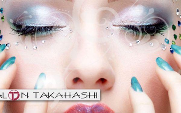 Nově otevřený salon Takahashi v Plzni Vás zve na luxusní manikúru Jessica za nádherných 99 Kč! Dopřejte sobě a svým rukám profesionální péči se slevou 60%!