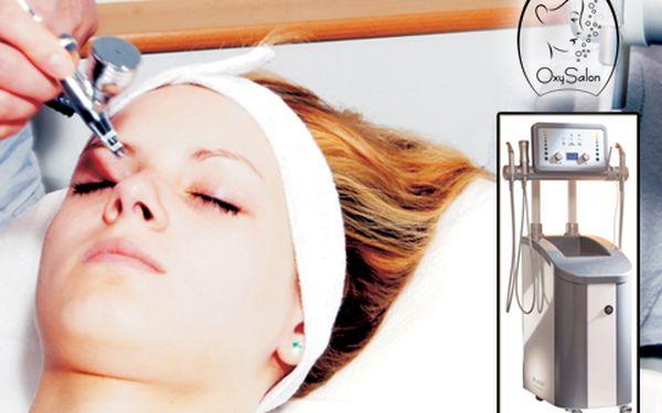 Intenzivní omlazování díky Oxyjet star terapii s 57% slevou!