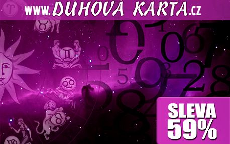 Numerologický rozbor budoucnosti online od zkušené numeroložky jen za 249 Kč po 59% slevě! Najděte si ten nejpříhodnější okamžik! Zjistěte, co Vás čeká v roce 2012!