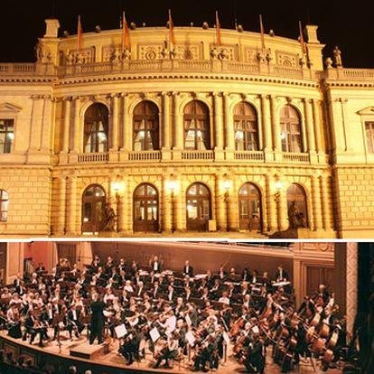 57% sleva na jedinečný koncert 1.1.2012 v Rudolfinu!