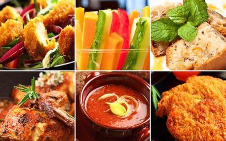 Vyberete si z českého a mezinárodního menu! Najezte se za poloviční cenu. 50% sleva na menu v restauraci Neptun s širokou nabídkou českých hotových jídel, minutek, mořských specialit i mezinárodní gastronomie.