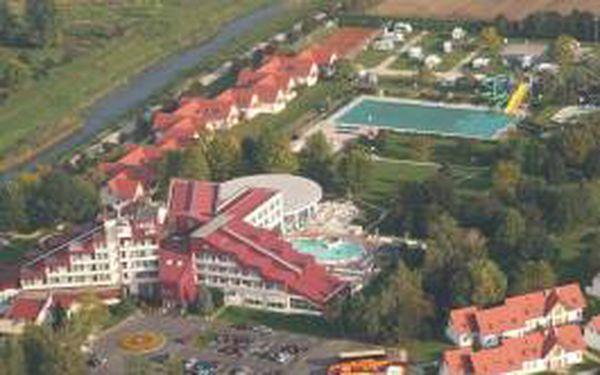 Wellness pobyt na 3 dny v termálních lázních Terme Lendava (Slovinsko). Příjemný 3* hotel, bohaté snídaně i večeře, koupání v 8 vnitřních i venkovních bazénech! To vše za 1990 Kč / osoba!!!