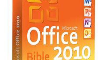 Bible MS Office 2010 - Ovládněte svět Wordu, Excelu, Outlooku a dalších programů z dílny Microsoftu