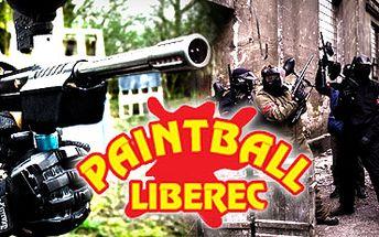 ČASOVĚ NEOMEZENÝ PAINTBALL s 66% slevou jen za 179 Kč!! 100 kuliček, zapůjčení zbraně, masky i rukavic a možnost dokoupení kuliček navíc!! Výběr z více herních areálů!!