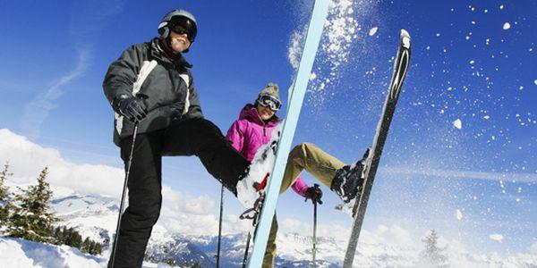 89 Kč za večerní lyžování a jízdu na snowboardu v Krušných horách pro DVA. Jiskřivá sněhová romantika s hvězdami nad hlavou a slevou 50 %.