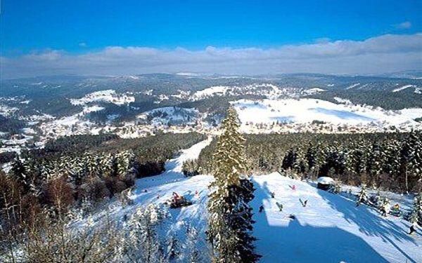 Jizerské hory pro dva se snídaní – 3 nebo 6 dní v penzionu Albrecht. 100 m od největšího lyžařského areálu Tanvaldský Špičák