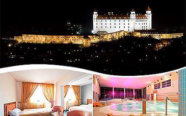 Užijte si ve DVOU odpočinek a hýčkání! Pobyt s návštěvou aquaparku dle Vašich přání. 59% sleva na pobyt pro 2 osoby na 3 dny se snídaní v Hotelu SUN*** na Slovensku se vstupem do aquaparku.