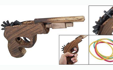 Opravdový hit roku 2011 - pistole na gumičky již v České republice. I vy tento hit můžete mít za neskutečných 159 Kč!!