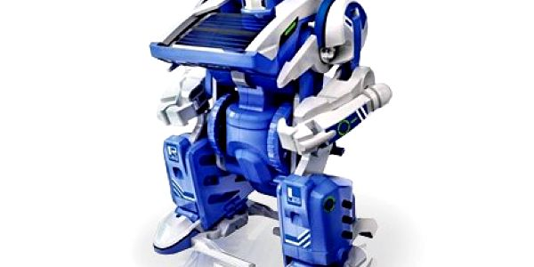 Kupte dětem hračku, od které mohou čekat i více! Vaše požadavky splní SolarKit stavebnice. 56% sleva na SolarKit 3v1- variabilní solární stavebnici pro děti, cena je včetně poštovného. Ze stavebnice můžete složit robota, škorpióna nebo tank.