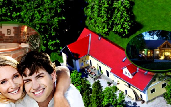 Třídenní pobyt PRO DVA ve Wellness pensionu Klenovská Hájovna v jižních Čechách jen za 3249 Kč! Luxusní VEČEŘE a privátní WELLNESS! Odpočinek s 54% slevou!