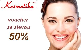 Dámy a pánové! Máme pro vás dárkový voucher na vámi vybrané procedury se slevou 50%. Fotoepilace, liposukce, masáže.. ! !