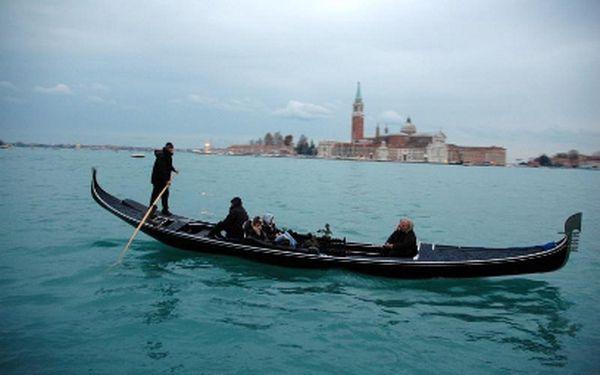 Karneval v Benátkach len za 47,8 Eur!