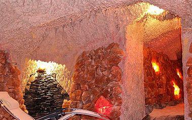Vyzkoušejte návštěvu SOLNÉ JESKYNĚ! Působí blahodárně a účinně. 54% sleva na vstup do pravé solné jeskyně na 45 minut, ale i KOMPLETNÍ MASÁŽ spojená s diagnostikou Vašeho organismu.