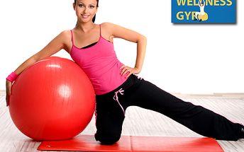 5 lekcí pilates nebo cvičení gyro za skvělých 199 Kč!