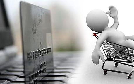Za pouhých 6000,- Kč SLEVA ve výši 80% na zhotovení vlastního internetového obchodu !!Za pouhých 6000,- Kč SLEVA ve výši 80% na zhotovení vlastního internetového obchodu !!