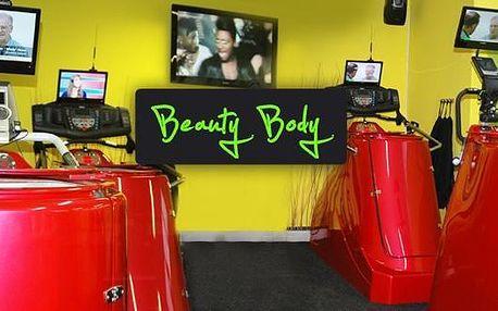 Chcete zhubnout vánoční kilogramy? Vyzkoušejte Vacustar v dámském fitku Beauty Body. Půlhodina za 90 Kč, tedy s 40% slevy. Permanentka na 10 vstupů za 900 Kč místo původních 1500 Kč.