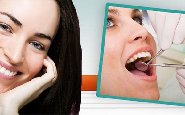 549 Kč za dentální hygienu od zubní lékařky v ceně 1200 Kč. Zdravé a čisté zuby se slevou 54 %.