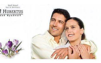 Darujte (si) lázeňský romantický pobyt s wellness a relaxem v lázních kynžvart! Báječné 3 dny a 2 noci s polopenzí !