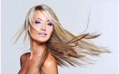 """Dejte svým vlasům novou """"šťávu"""" s profesionální vlasovou péčí a oživte spolu s regenerací i svůj střih! Nyní se slevou 50% !"""