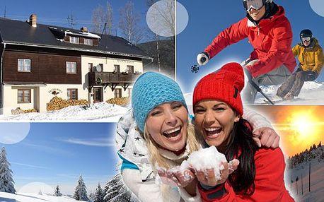 1 000 Kč za 3 DNY pro 2 osoby včetně snídaní v útulném rodinném penzionu Bázum v krásné šumavské krajině. Báječné podmínky pro lyžování, kousek i do Rakouska, nádherná příroda! UŽIJTE SI PARÁDNÍ DOVOLENOU!