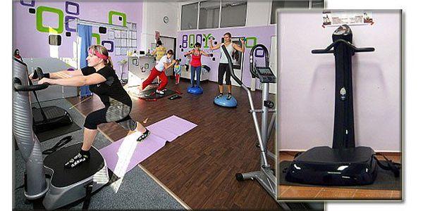69 Kč za lekci cvičení na vibrogymu s trenérkou! Oblíbené vibrační cvičení se slevou 42 % !!!