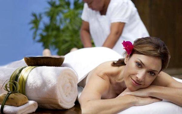 Výběr ze tří úžasných masáží! Dopřejte si zasloužený klid a odpočinek za 399 Kč v podobě hodinové masáže dle Vašeho výběru. A že je z čeho vybírat: jogurtová, kokosová nebo havajská masáž s horkými lávovými kameny.