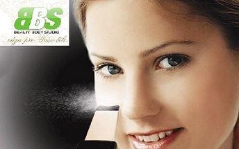 Vyberte si jedno ze 3 luxusních kosmetických ošetření pleti se 65% slevou! Za neskutečných 349 Kč si zajděte na kosmetiku ultrazvukovou špachtlí, diamantovou mikrodermabrazi nebo ošetření pleti galvanickou žehličkou a zajistěte si tak krásnou pleť!