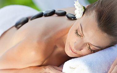 Dopřejte si příjemný odpočinek, ať tělo jásá! Lávová masáž je Vaše spása. 50% sleva na masáž horkými lávovými kameny v délce 30 minut.