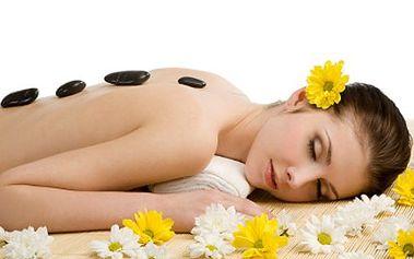 Dopřejte si malé odměny! Vyzkoušejte masáž lávovými kameny. 56% sleva na 60minutovou masáž lávovými kameny, která zahřeje tělo i duši a pomůže při detoxikaci organismu.