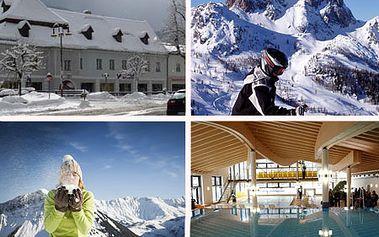 2-dňový pobyt pre 2 osoby v rakúskych ALPÁCH v penzióne SUNNY s českou obsluhou! Len teraz so zľavou až 54%! V blízkosti 3 špičkové skiareály a obľúbené termálne kúpeľe - všetko za veľmi priaznivé ceny!