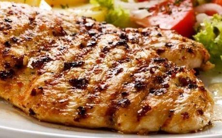 Zakupte si kupón za pouhých 15 kč a vychutnejte si tak přírodní kuřecí steak zapečený se sýrem, šunkou a hranolky za pouhých 49 kč! To vše v nově otevřeném sport baru u pepína!