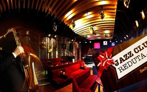 Klubová karta Reduta Jazz Club za 99 Kč - slevy ze vstupu, slevy na baru a další bonusy. Užijte si slevy v nejstarším jazzovém klubu ve střední Evropě.