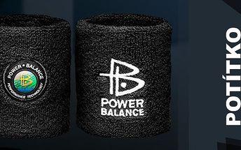 Neodbíhejte od hry pro ručník a využijte 76% slevu na potítko Power Balance, které používají ti největší sportovci.