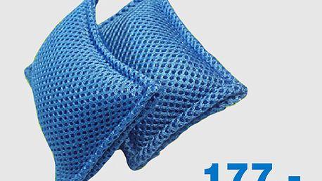 Polštářek do pračky se slevou 40% díky kterému nemusíte používat prací prášek, přesto Vaše prádlo bude po vyprání čisté a voňavé