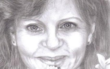 Kresba portrétu tužkou na A2 formát podle vaší fotografie. Malování portrétu je vždy originální ruční práce!
