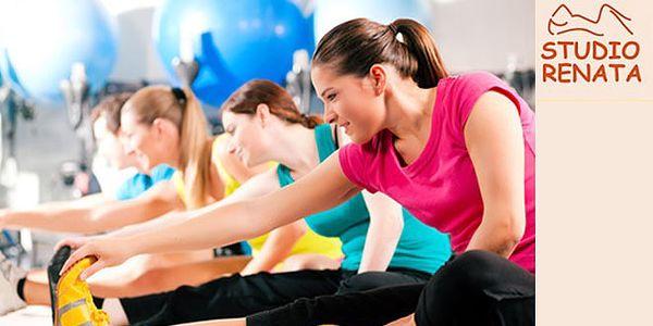SPECIÁLNÍ CVIČENÍ PRO VÁS DÁMY! 10x 60 minut unikátního cvičení s individuálním přístupem za 550 Kč! 600 minut cvičení, které vám dodá fyzičku, ale je vhodné i po operacích, po úraze, i pokud máte větší nadváhu!