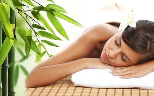 1,5 hodinová bambusová masáž za 429 Kč. Převratná relaxační novinka s 52% HyperSlevou.