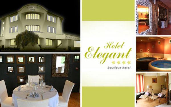 2 290Kč za 3 dny v Hotelu Elegant ****! Snídaně do postele, báječná večeře a návšteva wellness! Potěšte se pobytem v blízkosti historického centra Prahy se slevou 65 %!