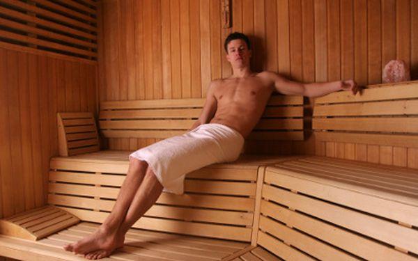 Dvouhodinový vstup do sauny jen za 95 Kč! Saunujte se v samém srdci Brna!