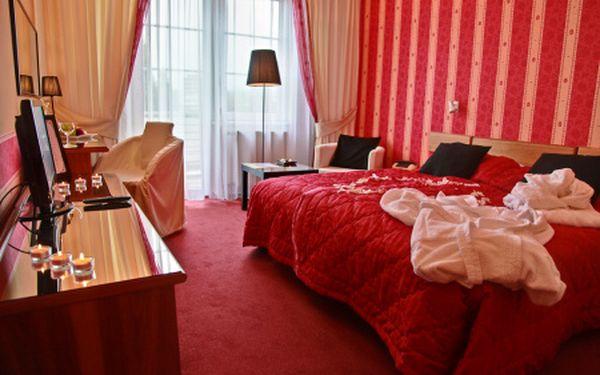 5-denní RELAXAČNÍ pobyt pro DVA v hotelu Morris Nový Bor s 20 PROCEDURAMI, plnou penzí a exkurzí do umělecké SKLÁRNY. 1 DÍTĚ do 12 let ZDARMA (včetně stravování).