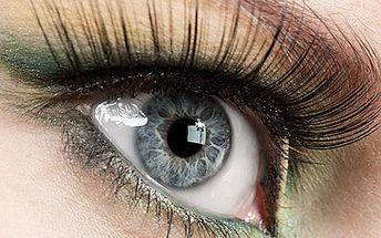 Dodejte Vašemu pohledu smyslnost a jiskru za fantastických 799 Kč! Prodloužení řas metodou řasa na řasu se super slevou 74 %! V ceně i úprava + barvení obočí a kamínky Swarovski! Orámujte Vaše oči neodolatelnou délkou a objemem řas!