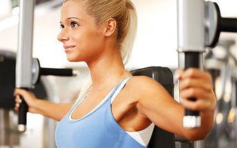 Užijte si měsíc skvělého cvičení! Ve fitness centru bez omezení. 50% sleva na měsíční neomezenou permanentku do dámské posilovny se službami trenéra a poradenstvím v oblasti výživy.