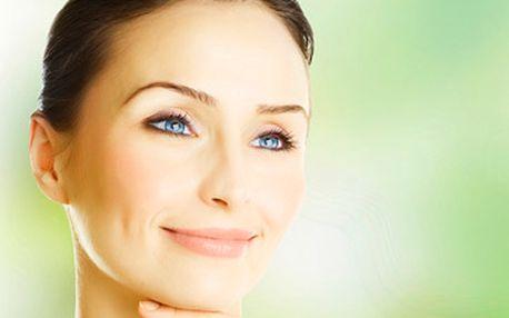 Neuvěřitelných 349 Kč namísto původních 2000 Kč za facelifting - omlazení obličeje a redukci podbradku! Buďte krásná v každém věku s fantastickou slevou 83 %!