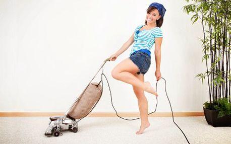 Chcete mít koberec jako znovuzrozený? Využijte našeho čištění! 40% sleva na profesionální čištění koberce, čalounění či matrací u Vás doma nebo v kanceláři.
