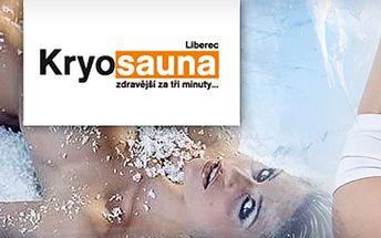 Výhodný regenerační balíček jen za 249 kč!! Kryosauna, power plate cvičení a inhalace kyslíku!!