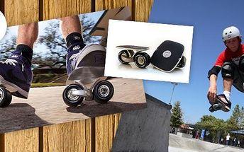 Snowboarding+ skateboarding+ surfing = Freeline skate s 50% slevou! Zažijte nezapomenutelné okamžiky a poznejte kouzlo Freeline skate za bezkonkurenční cenu 2400 Kč.