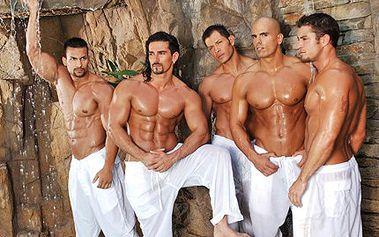Rozjeďte to ve velkém stylu! Pozvěte kamarádky na STRIPTÝZ a dejte si třeba tequilu. 50% sleva na show pro dámy s vystoupením nejlepšího striptéra Evropy.