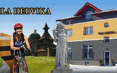 Aktivní relax v Beskydech na Valašsku pro dva! Lyžování, cyklistika, pivní lázně, památky a mnoho dalšího! platnost kuponu celý rok! Vyberte si dovolenou v období, které Vám vyhovuje!